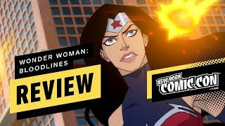 Wonder Woman: Bloodlines Review