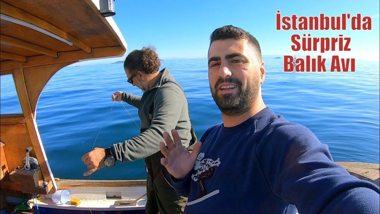 İstanbul'da Yakaladığımız Balığa Çok Şaşıracaksınız !!