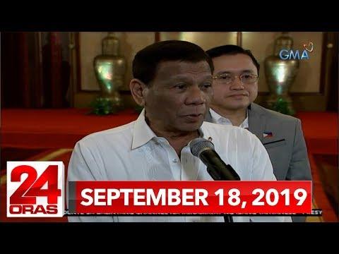 24 Oras: September 18, 2019 [HD]