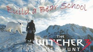 Сильнейший билд на броню Школы Медведя Ведьмак 3