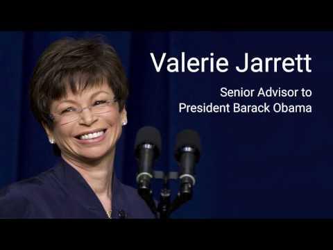 Senior Advisor to President Obama Valerie Jarrett Keynotes #Inconf2017
