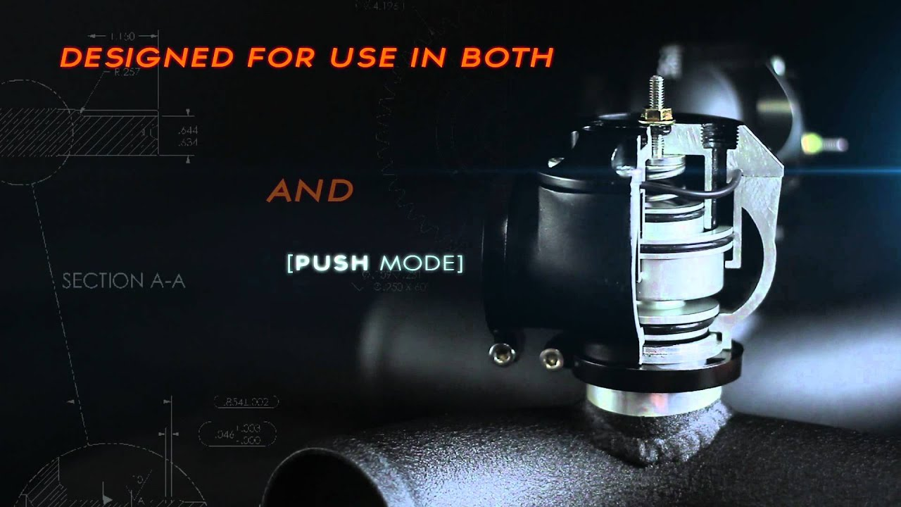 how to get blow off valve sound without turbo