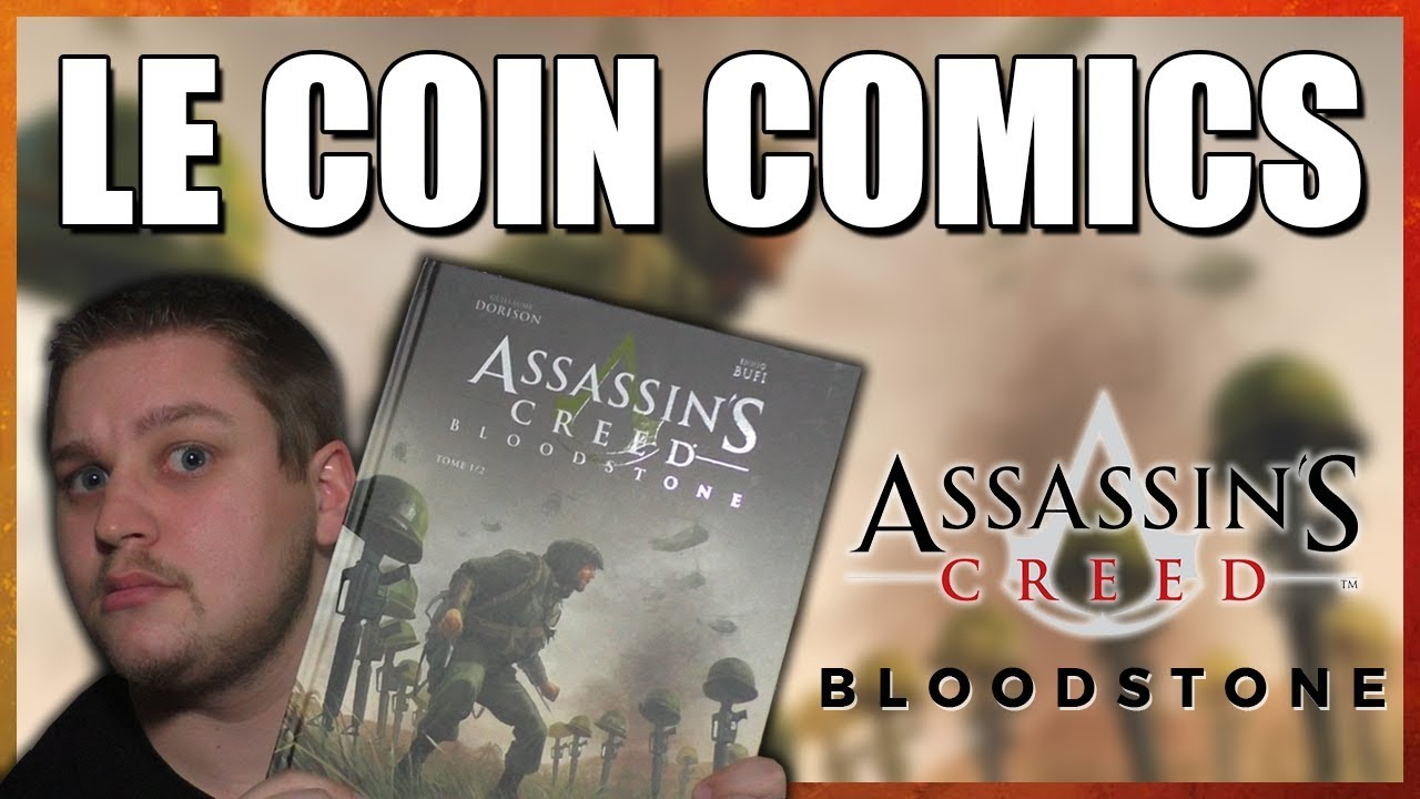 Le Coin Comics Assassin S Creed Bloodstone Cetaitpasmaguerre