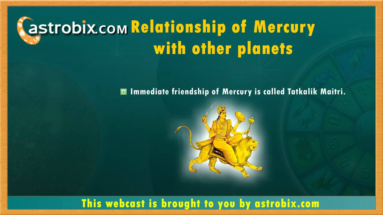 Importance of Mercury in Astrology
