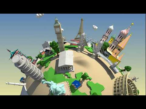 Virtual Travel With Super - Turkey Episode 5