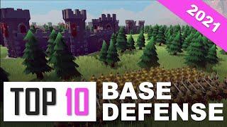 Best BASE DEFENSE Games | TOP10 Base Defend Games for PC in 2021 screenshot 3