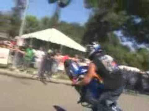 Motorbike tricks