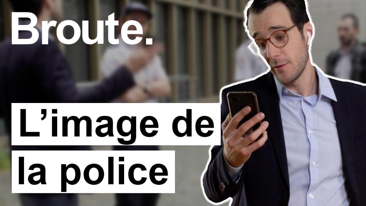 Il veut changer l'image de la police - Broute