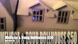 Garage Sale Haul (saved $395+)!!!