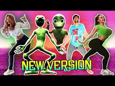 New Dame Tu Cosita Challenge   Alien Wala Dance (New Version)