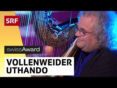 Andreas Vollenweider & Friends mit Uthando - SwissAward