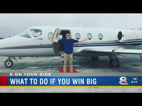 Mega Millions advice from attorney who represented big jackpot winner in Pasco