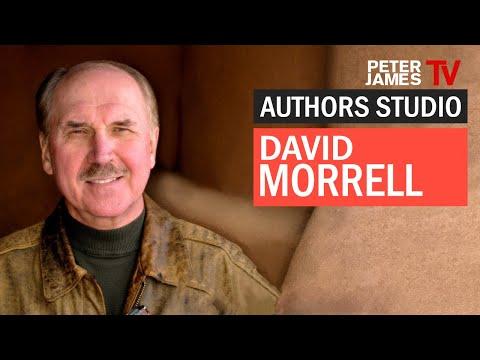 Peter James  David Morrell  Authors Studio  Meet The Masters