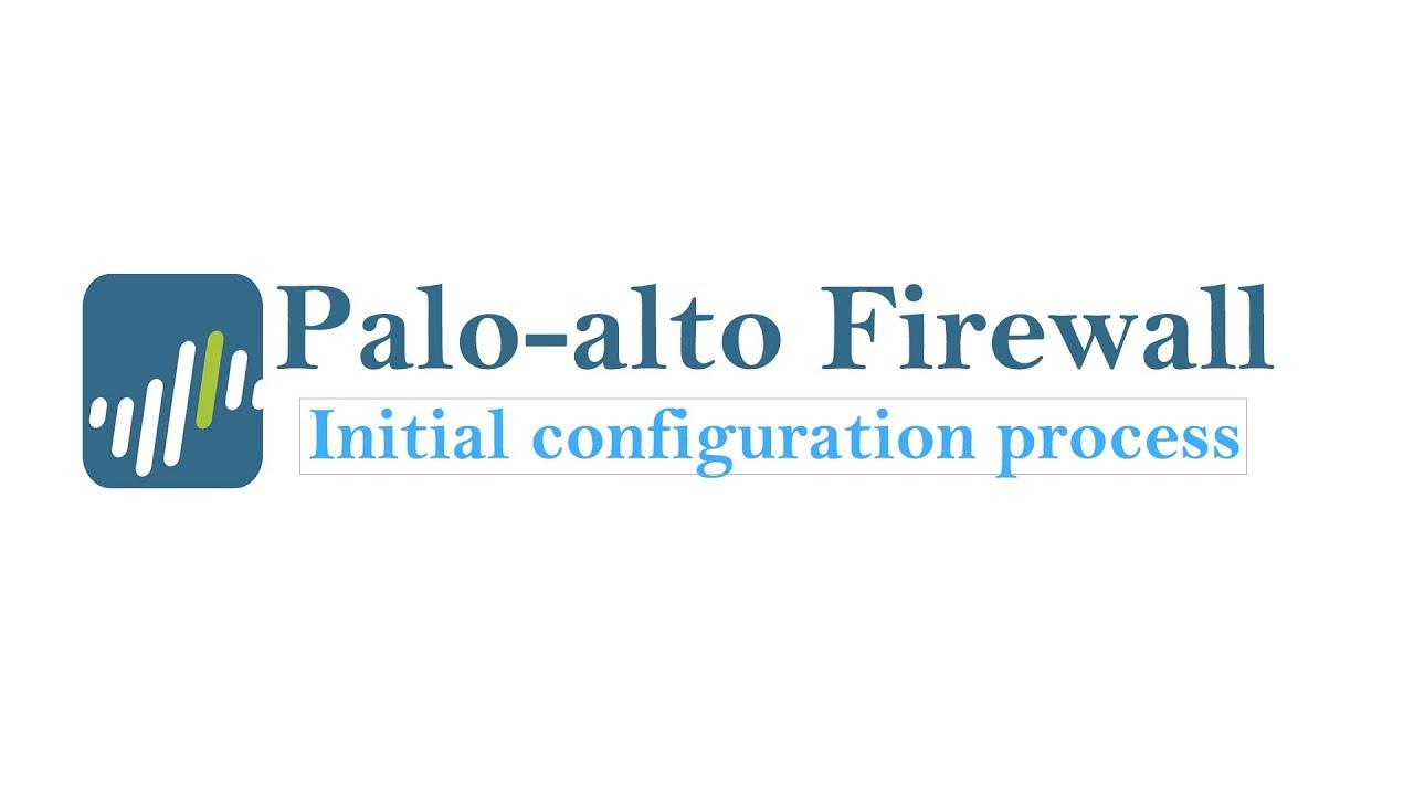 Palo Alto   Firewall Lessons