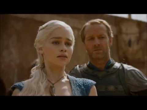 Joffrey and Daenerys