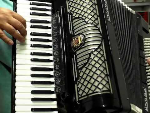 Akkordeon Royal Standard Montafana Video Klangprobe