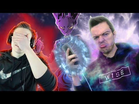 HAKAI!! LR BEERUS SUMMON BATTLE RHYMESTYLE VS NANOGENIX!