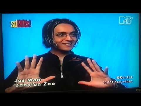Babylon Zoo Jas Mann speaking (MTV So'90's 2001 VHS) mp3