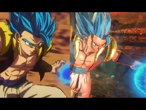 recreating-anime-moments-in-dragon-ball-xenoverse-2-ssgss-gogeta-vs-full-power-broly-with-dialogue!