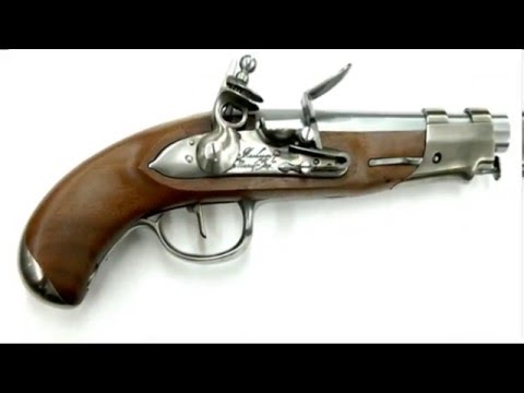 Top 10 expensive Antiques guns  in the world