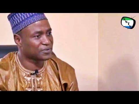Mohamed Kamarainba Mansaray On The Interview - Sierra Network Wan Pot