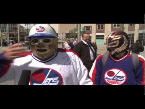 FANS REACT TO THE RETURN OF WINNIPEG JETS (NHL)