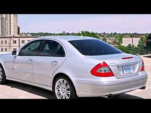 2007 mercedes benz e class e350 in denver co youtube for Murray motors denver mercedes