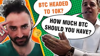 What is the Next Bitcoin Buy Zone? | Eric Krown and Charlie Burton