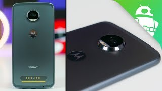 Moto Z2 Play Review! New Upgrades, Higher Price