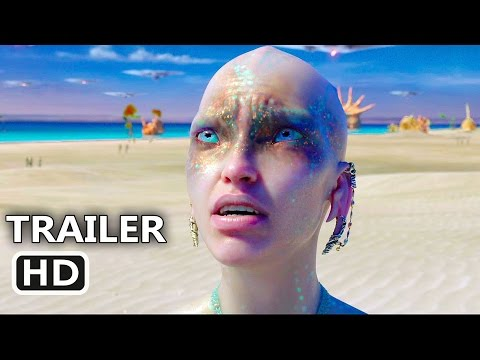 VALERIAN and the City of a Thousand Planets Trailer # 2 (201