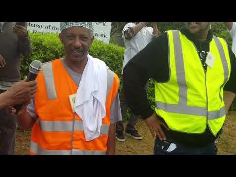 Ethiopia  justice for Harar  6 Nov 2018