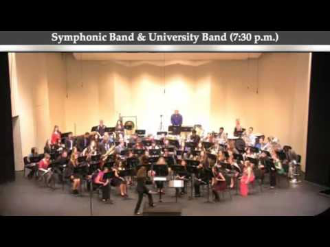 SFASU - University Band - [Stream]