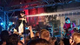 Watsky - Don't Be Nice (live) @ Warszawa 15/10/2016