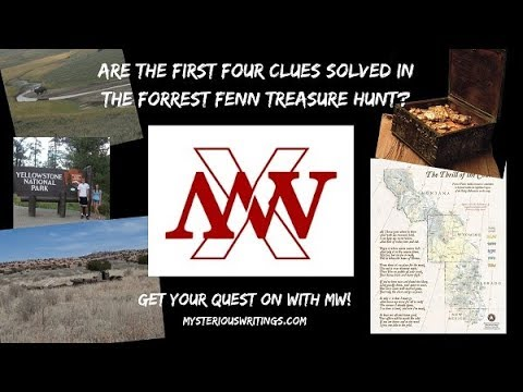 Are the First Four Clues Solved in the Forrest Fenn Treasure Hunt?