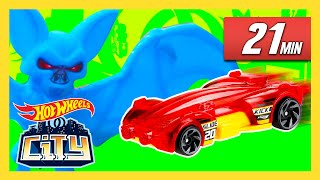 Total Hot Wheels City Mayhem! | Hot Wheels City | Hot Wheels