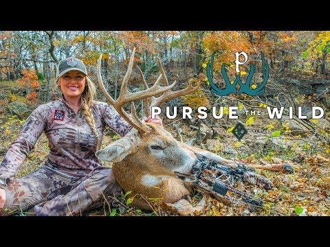 Kansas Whitetail Hunt With Kristy Titus