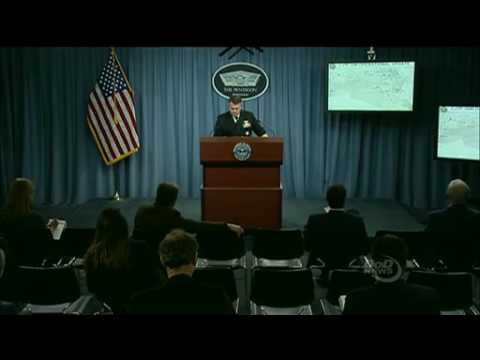 NATO News w/CC: 10-12-16. IRAQ/ Syria. CJTF Operations Update With Col. Dorrian.