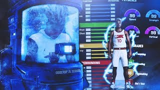 THE BEST PLAYSHARP BUILD ON NBA2K20! THIS IS THE BEST DRIBBLEGOD BUILD!