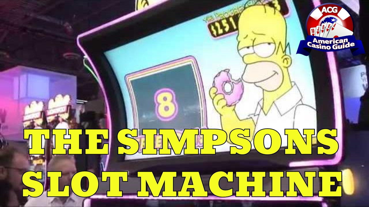 The simpsons slot machine tips double down casino free chips hack