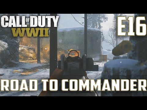 Call Of Duty World War 2(RTC)PS4 Ep.16-FFA On Flak Tower x2,Ardennes Forest(STG44 Haywire Gameplay