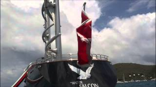 Maltese Falcon (super Yacht In Bvi)