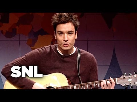 Weekend Update: Jimmy Fallon on Valentine's Day - SNL
