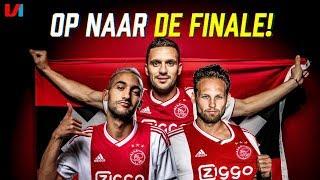 Als Je Ajax Onderschat Ga Je Eraan, Dat Weten Ze Bij Tottenham Nu Ook!