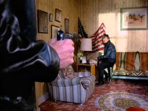 Charles Bronson Blows A Guy Away With Rocket Launcher