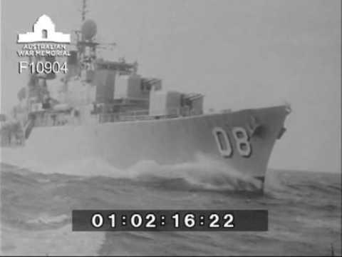 Vendetta sea trials