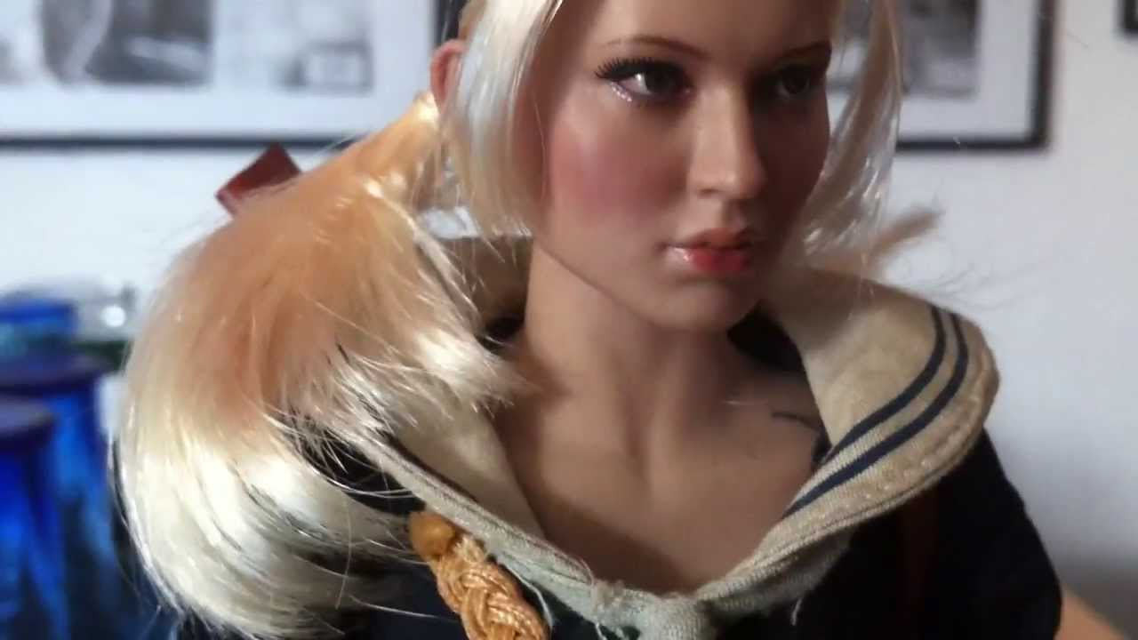 Hot Toys Babydoll Hot Toys Babydoll Review Deutsch German
