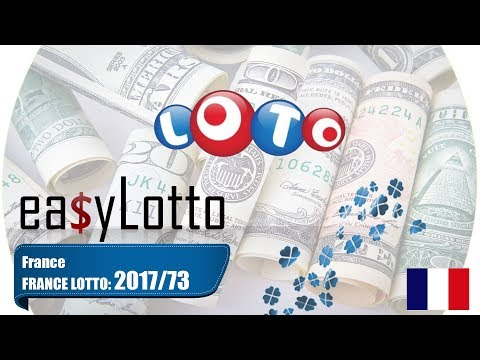 France Loto numbers 17 Jun 2017