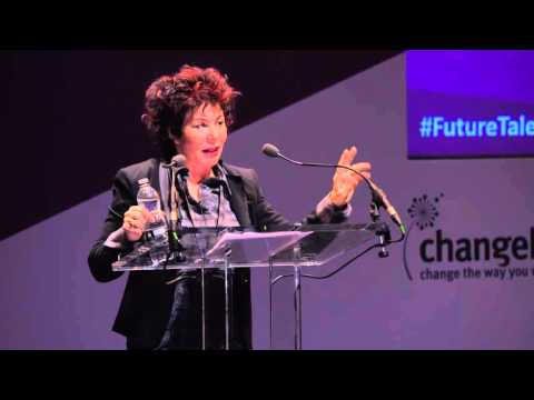 Future Talent 2016: Ruby Wax full presentation