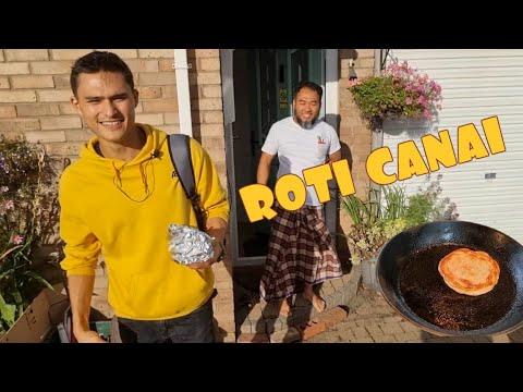 Download MAT SALLEH BLAJA MASOK ROTI CANAI DKT UK!   bukan senang buat diri!!