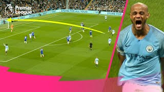 GREATEST Goals Scored By Defenders | Premier League Edition